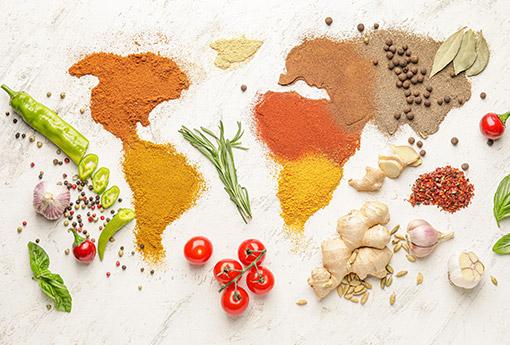 輸入食品原料事業イメージ